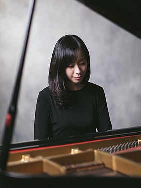 "Park's doctoral project, ""Mohammed Fairouz's Cello Sonata Elegiac Verses,"" consisted of a formal lecture and recital based on an analysis of Fairouz's ""Elegiac Verses"" for cello and piano."