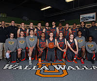 2015 WWU Wolves men's basketball team