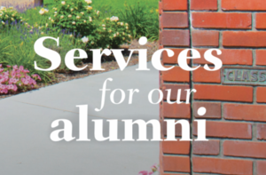 Services for Alumni