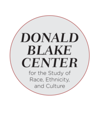 Donald Blake Center for the Study of Race, Ethnicity, and Culture