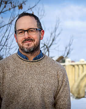 Tod Marshall is the Washington state poet laureate for 2016-18. (Photo: Amy Sinisterra)