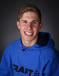 WWU junior Spencer Glubay is a bioengineering major with interests in biomechanics and biomaterials.