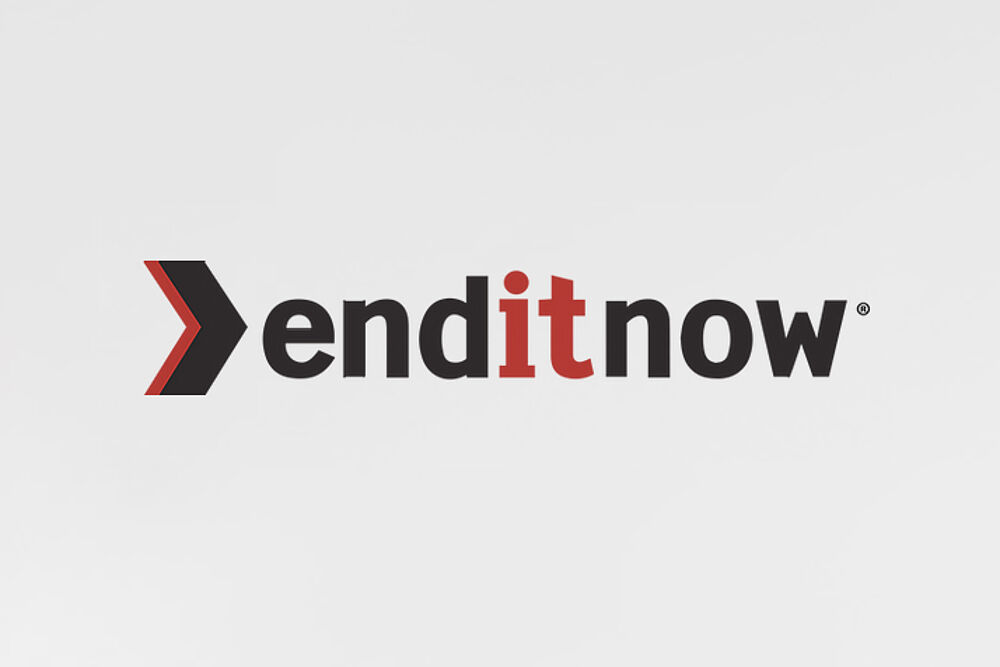 End It Now logo