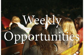 Weekly Opportunities