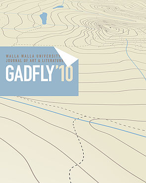 Order past issue of the Gadfly (2010 shown)