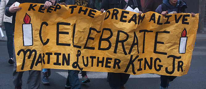 Martin Luther King Jr. Day Celebration
